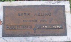 Ruth Axling