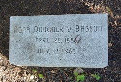 Nona Margaret <i>Dougherty</i> Babson