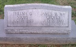 James M. Mac Groves