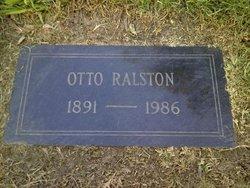 Ura Otto Ralston