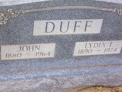 John Henry Duff