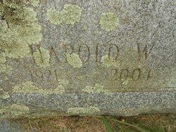 Harold Wayne Hyde