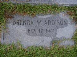 Brenda <i>Wiles</i> Addison