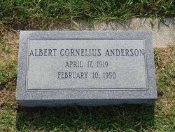 Albert Cornelius Anderson