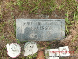 Debra Debbie <i>Starling</i> Anderson