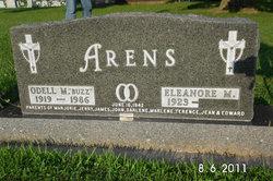 Eleanore Margaret Ellie <i>Ness</i> Arens