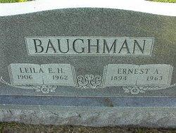 Ernest A. Baughman
