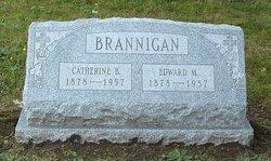Catherine Belle <i>Gallagher</i> Brannigan