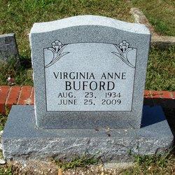 Virginia Anne Buford