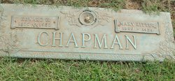 Edward Hobson Chapman