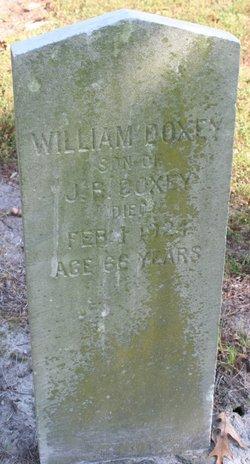 William James Doxey