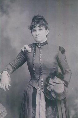 Josephine Elizabeth <i>Saunders</i> Doxey