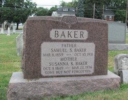 Susanna K. Baker