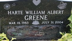 Harte William Albert Greene