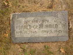 Ronald Gene Amen