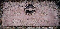 Ethel May <i>Farnsworth</i> Walker