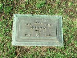 Grace <i>Granthan</i> Norris