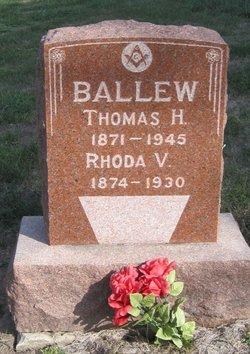 Thomas H Ballew