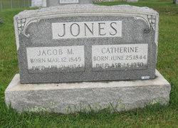 Catherine <i>Kissling</i> Jones