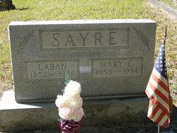 Laban Sayre, Sr