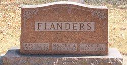 Martha J. Flanders