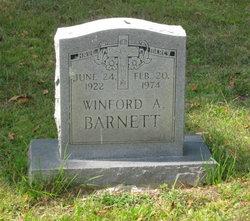 Winford Ara Barnett