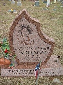 Kathleen Rosalie Addison