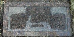 Hans A. Anderson