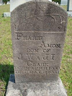 Pharis Amon Clark