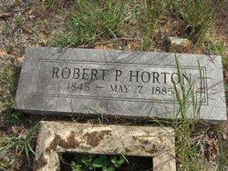 Robert Perry Horton