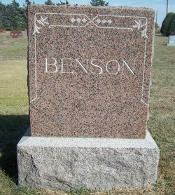 Alfred Benson
