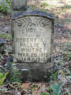 Lucy E. Whitney