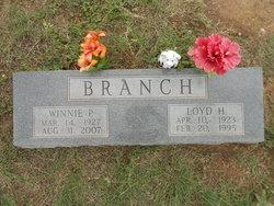 Loyd Harold Branch