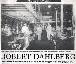 Robert Eugene Dahlberg