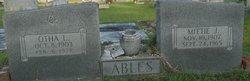 Mittie J Ables