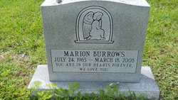 Marion Burrows
