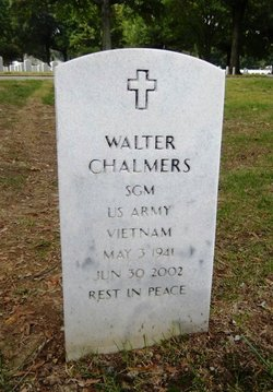 Walter Chalmers