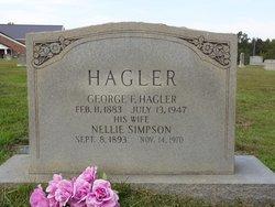 Nellie <i>Simpson</i> Hagler
