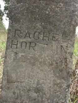 Rachel <i>Cypert</i> Horton