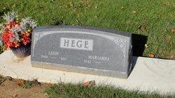 Arthur Leroy Hege