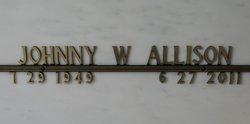 Johnny Wayne Allison