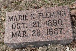 Marie C. <i>Boyd</i> Fleming