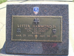 Corp Lester Hammond, Jr