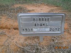 Bobbie Gene <i>Cundiff</i> Adams