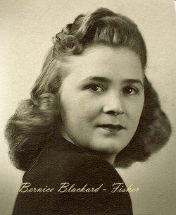 Bernice Bea <i>Blackard</i> Fisher