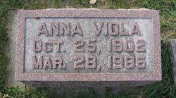 Anna Viola Christianson