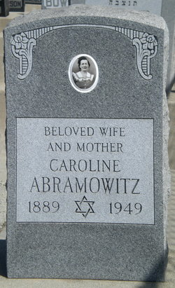 Caroline Abramowitz