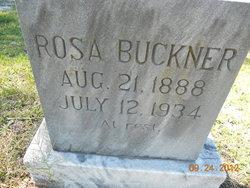 Rosa <i>Owensby</i> Buckner
