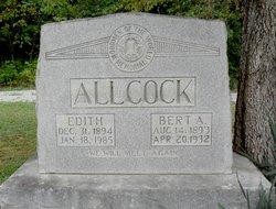 Edith Allcock