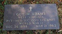 Guy Marcellus Adams